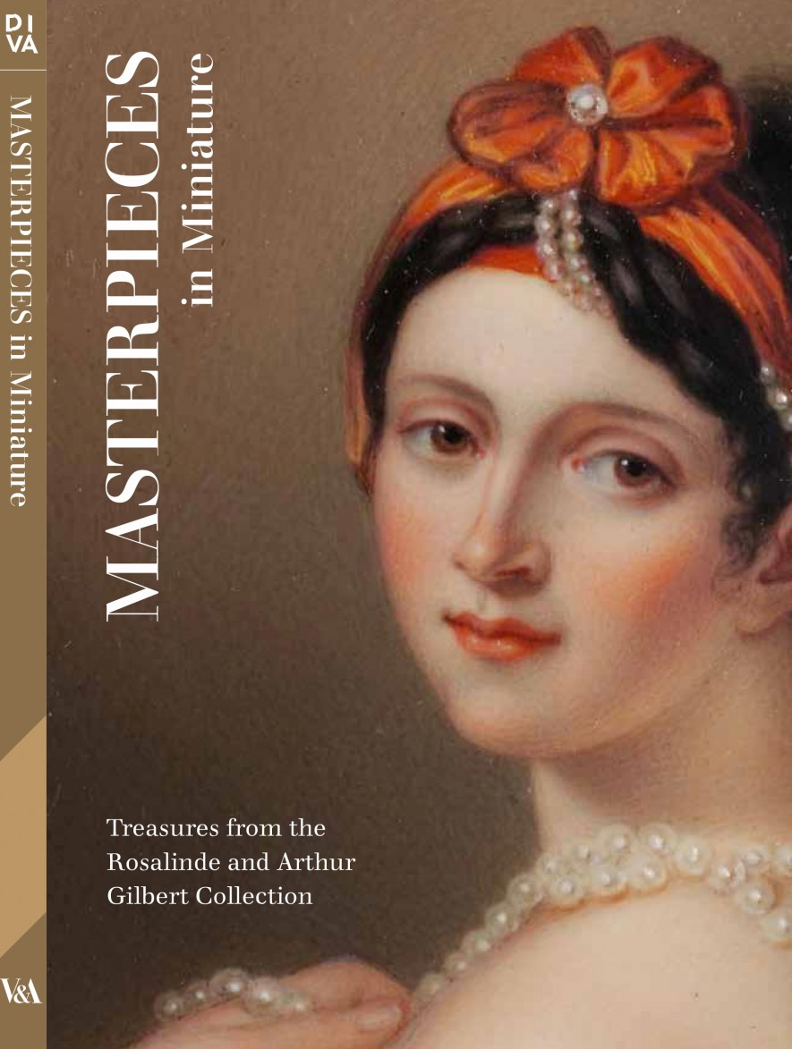 Cover catalogue: Masterpieces in Miniature